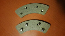Harley Davidson & Columbia Golf Cart Part Brake Lining Set  1964 to 1985
