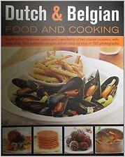150 Dutch & Belgian Recipes Paperback Book