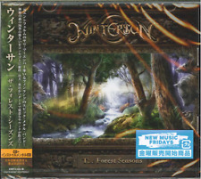 WINTERSUN-THE FOREST SEASONS (INSTRUMENTAL...-JAPAN 2 CD BONUS TRACK Ltd/Ed G88