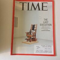 Time Magazine The Last Execution June 8, 2015 052617nonrh