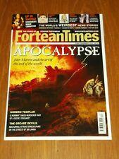FORTEAN TIMES #281 NOVEMBER 2011 APOCALYPSE TIN TIN UK MAGAZINE