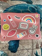 New! Ipsy Glam Bag June 2021- Do You- Makeup Bag Only- Pink, Rainbow, Have Fun