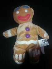 GINGY GINGERBREAD MAN SHREK the THIRD DREAMWORK doll PLUSH