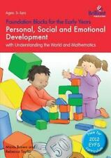 Personal, Social and Emotional Development with Understanding the World and...
