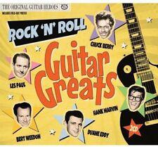 Rock n Roll Guitar Greats The Original Guitar Heroes [CD]