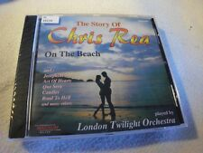 The story of Chris Rea played by London Twilight Orchestra-on the Beach CD - OVP