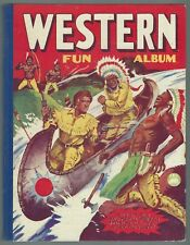 Rare Gerald G Swan Western Fun Album No.2 1954 110 Pages Good Condition