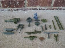 Ideal Ship Vehicle Weapons Accessories Artillery 1/32 54MM Toy Soldier