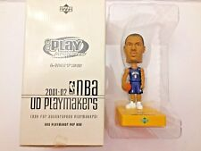 2001-02 UD Play Makers Limited BobbleHead in Box Kenyon Martin New Jersey Nets