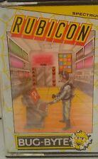 Rubicon Spectrum 48k (TAPE) (Game, imballaggio, Manual)