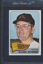 1965 Topps #048 Claude Raymond Colts EX *5461