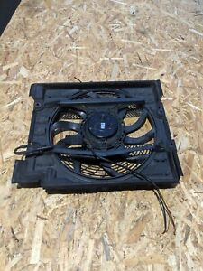 BMW 5 SERIES E39 530D 528i 3.0D RADIATOR COOLING FAN ASSEMBLY 6921946 6921933