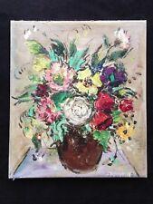 Antal jancsek 1907-1985 Hungría-pequeño flores estilo de vida