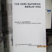 The Nazi Olympics, Berlin 1936