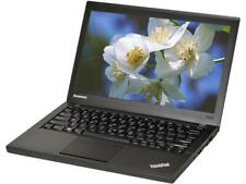 "Lenovo X240 Core i7-4600U 2.1GHz, 8 GB, 256GB SSD, NO_ODD, 12.5""Win10P64, NO_CAM"
