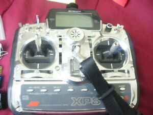 JR XP8103A RC Radio Control Airplane Helicopter with 3 synthesized  RX,tested