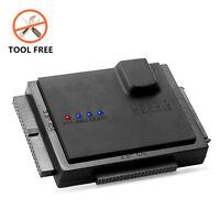 "Enclosure USB 3.0 SATA External 2.5"" 3.5"" 5.25""   IDE SATA Hard Drive Disk Case"