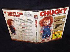 Chucky The Killer Collection (DVD, 2006, 2-Disc) Mint Disc•No Scratches•USA Made