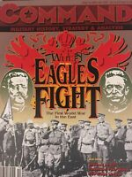 XTR Command Magazine and Game 25 When Eagles Fight First World War In The East