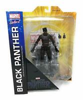 Diamond Select Toys Marvel Select Black Panther Movie Action Figure