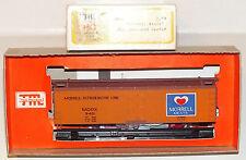 Morrell Meats   #9481  40' Wood Reefer - Train Miniature  TM