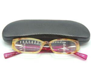 Eyebobs Nice Pear 2211 04 Readers 1.5 Blonde Tortoise Red Eyeglasses 48 13 Case
