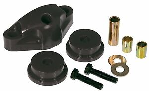 Prothane 6-speed Rear Shifter Stabilizer Bushing Insert Kit for WRX STi RS BLACK