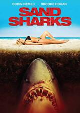 """""""Sand Sharks"""" Horror Film starring Brooke Hogan and Corin Nemec on DVD"""