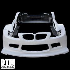 BMW E92 M3 GTR ALMS Wide Body Kit 2DR '07-'13 FRP Fender Flares RACE