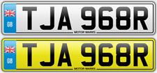Liegt 968R privado número de matrícula Porsche 968 Karmann Club Deportivo Turbo RS liegt 968R