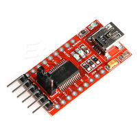 FT232RL 3.3V 5.5V FTDI USB to TTL Serial Adapter Mini Module for Arduino Port