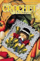 Annie's Crochet Newsletter Magazine September-October 1995 No. 77