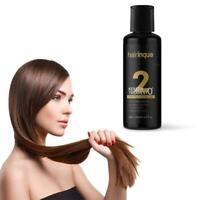 100ml Zero Formaldehyde Keratin Treatment No Smell No Smoke No Irritation Make