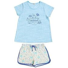 Sanrio Cinnamoroll Room Wear with Pouch for Women from Japan New!