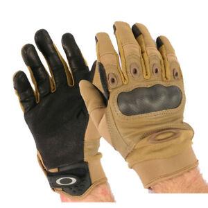 Oakley Factory Pilot SI Assault Gloves Coyote GLV173