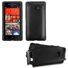 Étuis, housses et coques HTC Windows Phone 8X en silicone, caoutchouc, gel pour téléphone mobile et assistant personnel (PDA) HTC