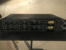 Drawmer 1960 Two Channel Vacuum Tube Compressor PreAmp. Great Sounding PreAmp!