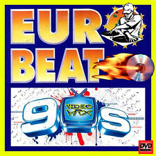 Dj Video Mix * The Ultimate Eurobeat Party Mix * 90s Dance Hits!!!!!!!!!