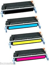 HP Color LaserJet 4600 4600dn 4600dtn 4650 Toner Set