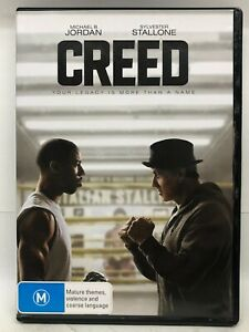 Creed - DVD - AusPost with Tracking
