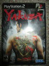 Yakuza 1 (Sony PlayStation 2, 2006) PS2 Complete