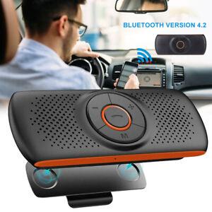 Auto Freisprecheinrichtung Bluetooth 4.2 Freisprechanlage Visier Sonnenblend