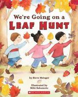 We're Going on a Leaf Hunt (Paperback or Softback)