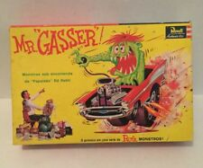 VINTAGE - MR GASSER Model Kit - Revell Spanish Box