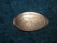 Superstitution Mountain Apache Juntion Arizon Elongated Penny Pressed Smashed 17