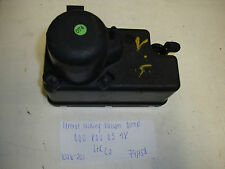 Mercedes-Benz W201 190E 2.3 W126 300SD central locking vacuum pump 000 800 03 48