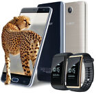 "Cubot Cheetah 2 5.5"" 32GB FHD 4G Android 6.0 Smart Phone Unlocked OR S1 Armband"