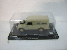 Land Rover Series III 109' Military  - ESC.-1/43 - DEL PRADO - CARS