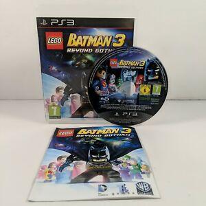 Lego Batman 3: Beyond Gotham - PlayStation 3 (PS3) - PAL - Complete - Free P&P