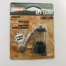 Vintage Collectible Coleman Key Chain Lantern Light 5340b700